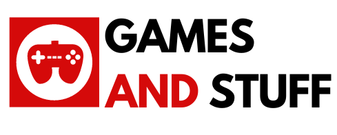 Games and Stuff Webshop